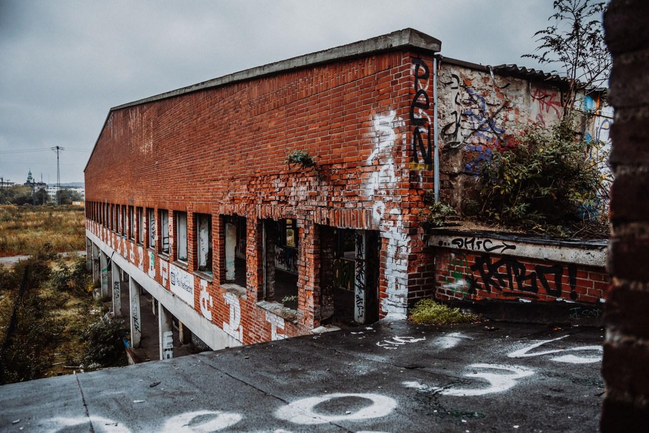 Lostplace - Güterbahnhof (58 von 117)