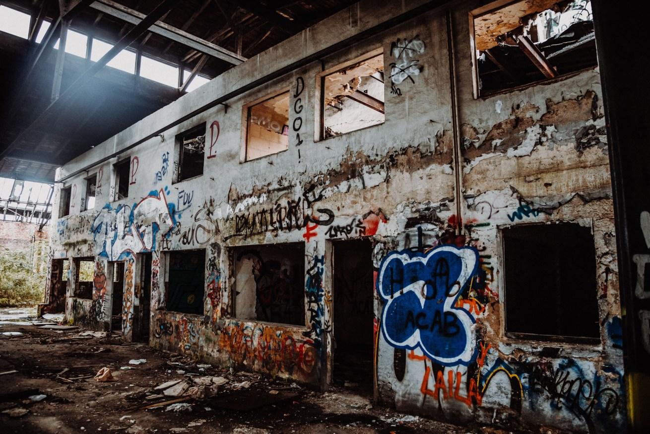 Lostplace - Güterbahnhof (61 von 117)