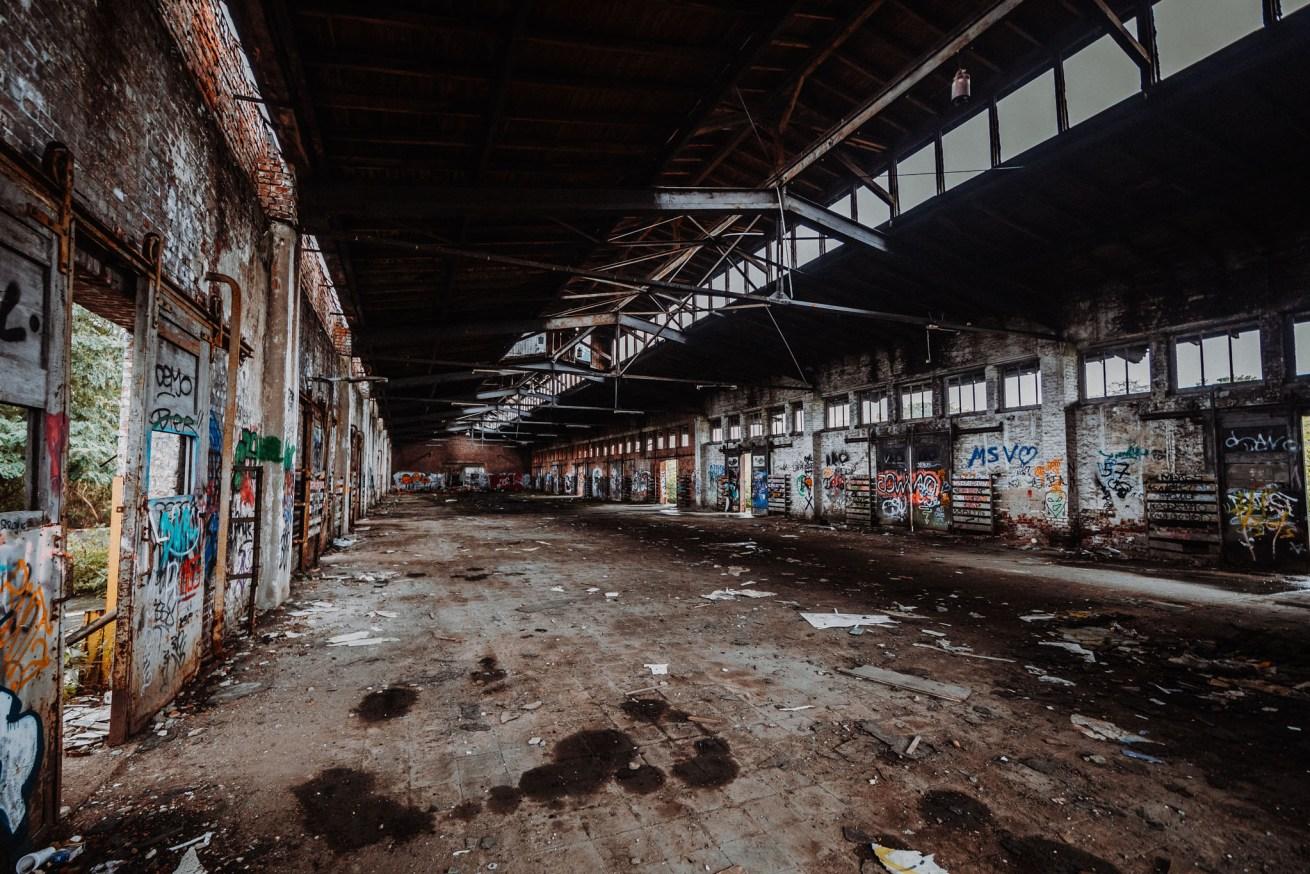 Lostplace - Güterbahnhof (7 von 117)