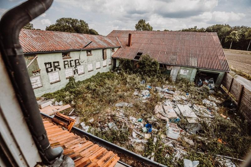 iamlost verlassene orte lostplace lostplaces urbex urban exploring nrw niederrhein haus des apothekers