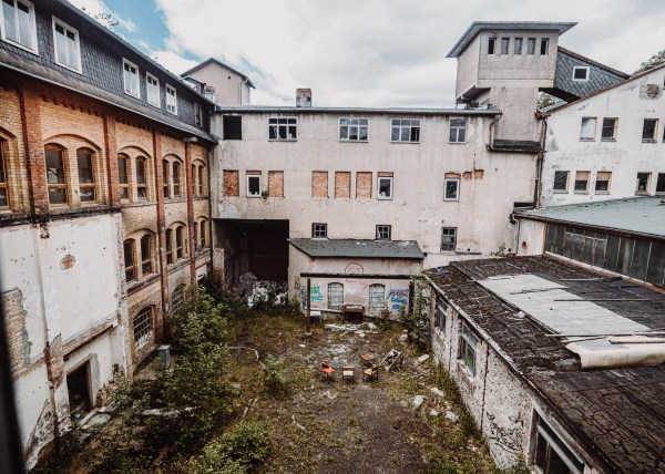 iamlost verlassene orte lostplace lostplaces urbex urban exploring Thueringen lichte porzellan