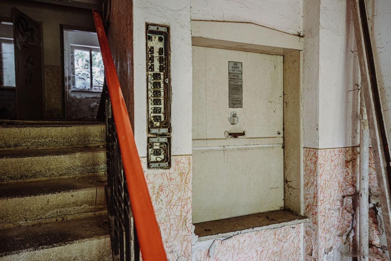 Lostplace-Thüringen-Sanatorium Sommerstein (12 von 48)