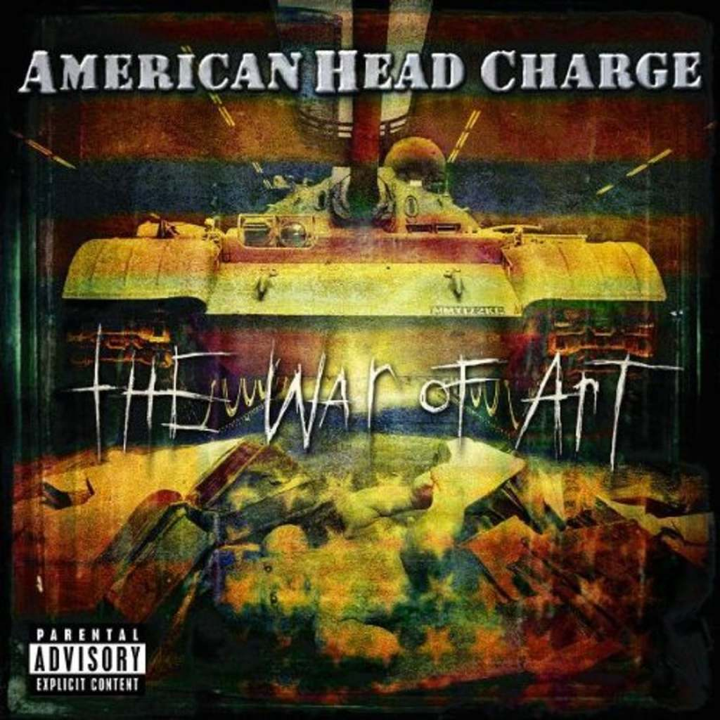 American Head Charge The War of Art Nu Metal