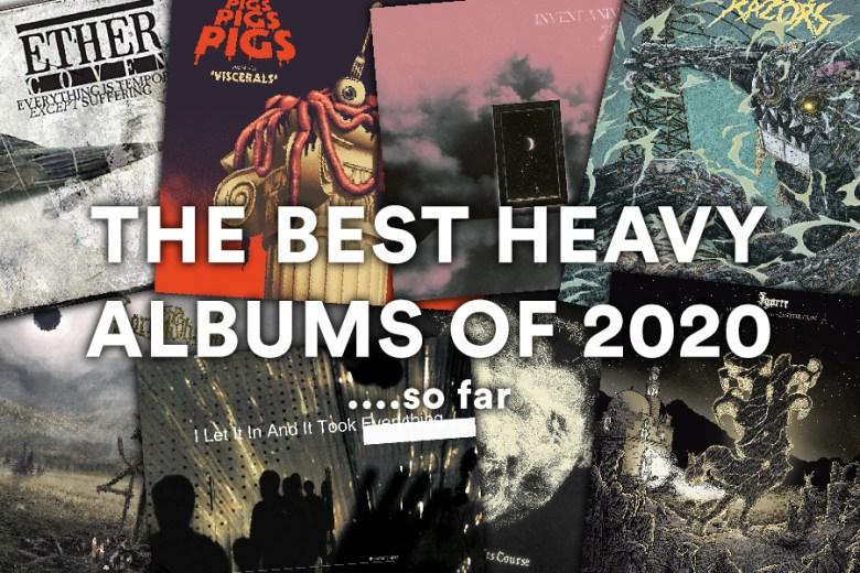 Best Heavy Albums of 2020