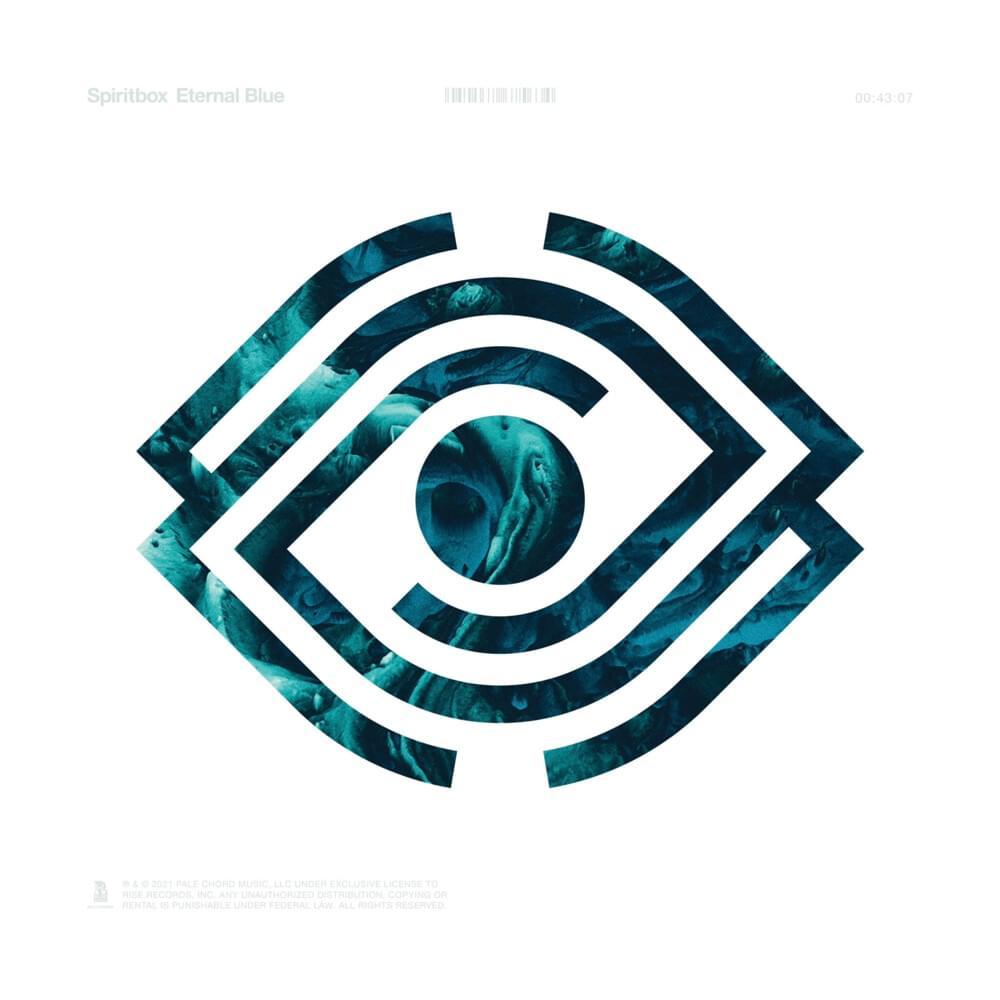 """Spiritbox """"Eternal Blue"""" album image"""