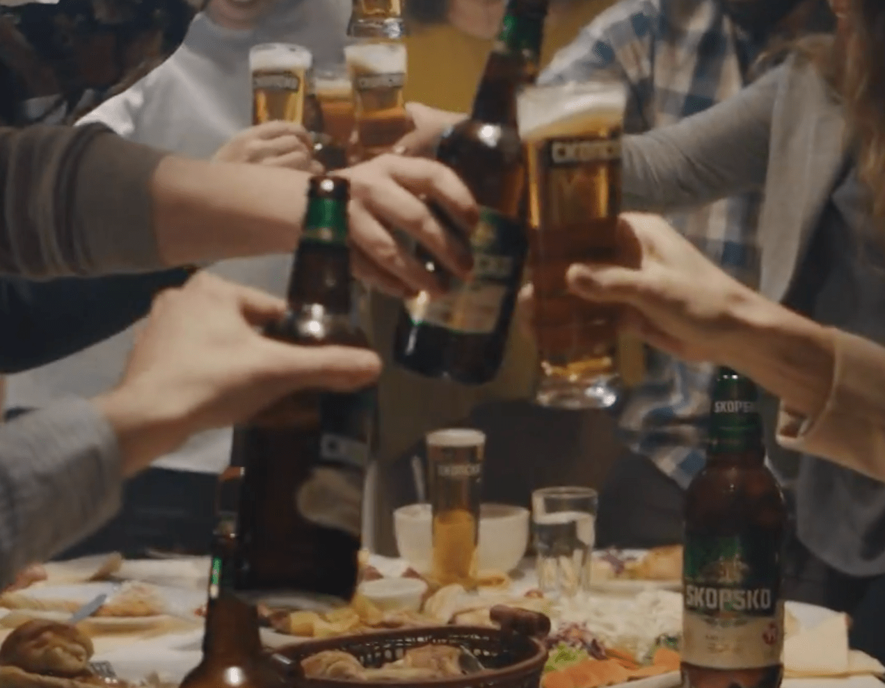 Skopsko's Newest Commercial Reminds Us Why We Love Being Macedonian