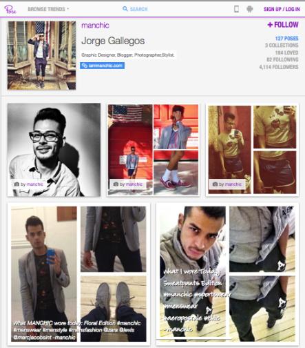 Pose App Fashion Forecast by manchic