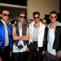 Fashion Report: Backstage Ricardo Seco Spring/Summer 2014 NYFW