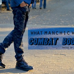 What Manchic Wore: 'Combat Boots' feat. Dr. Martens