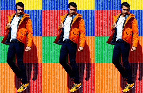 What Manchic Wore: Color POP Feat. Urbanears