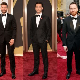 Fashion Report: Best Dressed Men At The 2014 Oscars