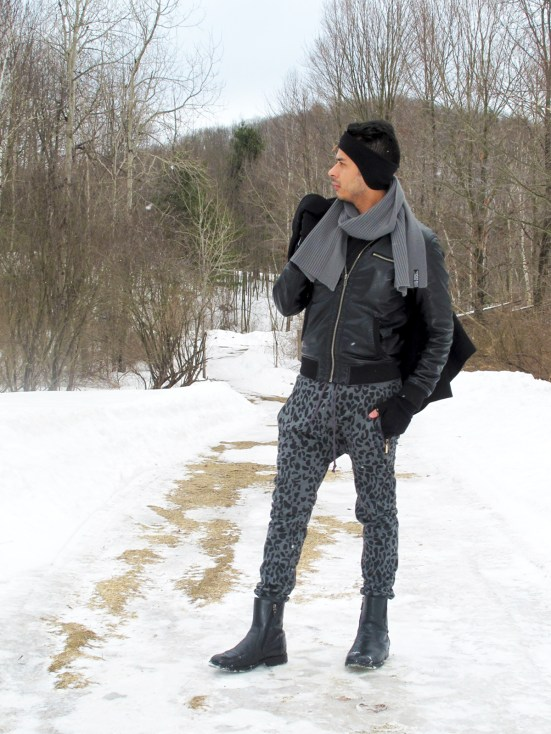 What Manchic Wore: Savage North feat. Pajar Canada