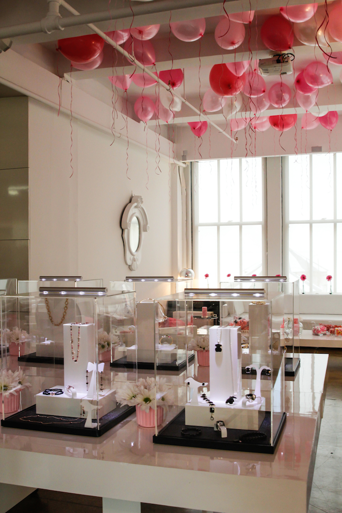 An Evening Of Happiness, Fashion And Fun With TOUS.