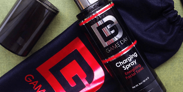 Manchic Giveaway: Game Day Charging Spray, Energizing Facial Tonic