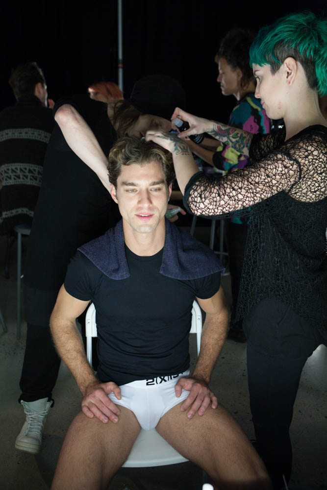 2xist SS15: Behind The Scenes With Creative Director Jason Scarlatti