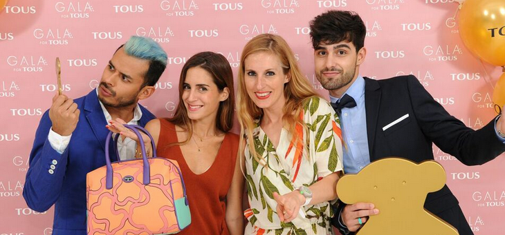 Jewels, Champagne And Gala Gonzalez for Tous Spring Summer 2015 Collection Party
