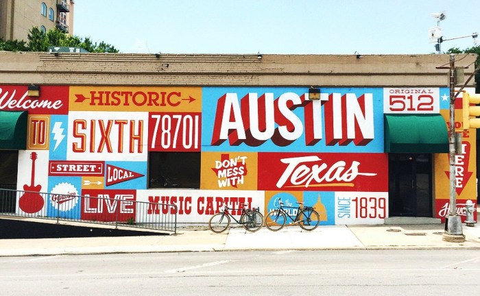 Austin Pride Travel Guide