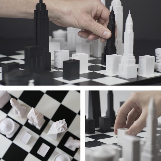 Skyline Chess - The New York Edition