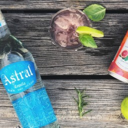 Here's how to make a tasty margarita with Sipp Organic Sodas