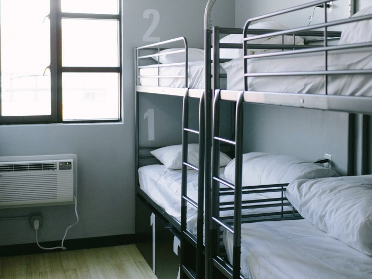 What is it like to stay in a hostel in New York City