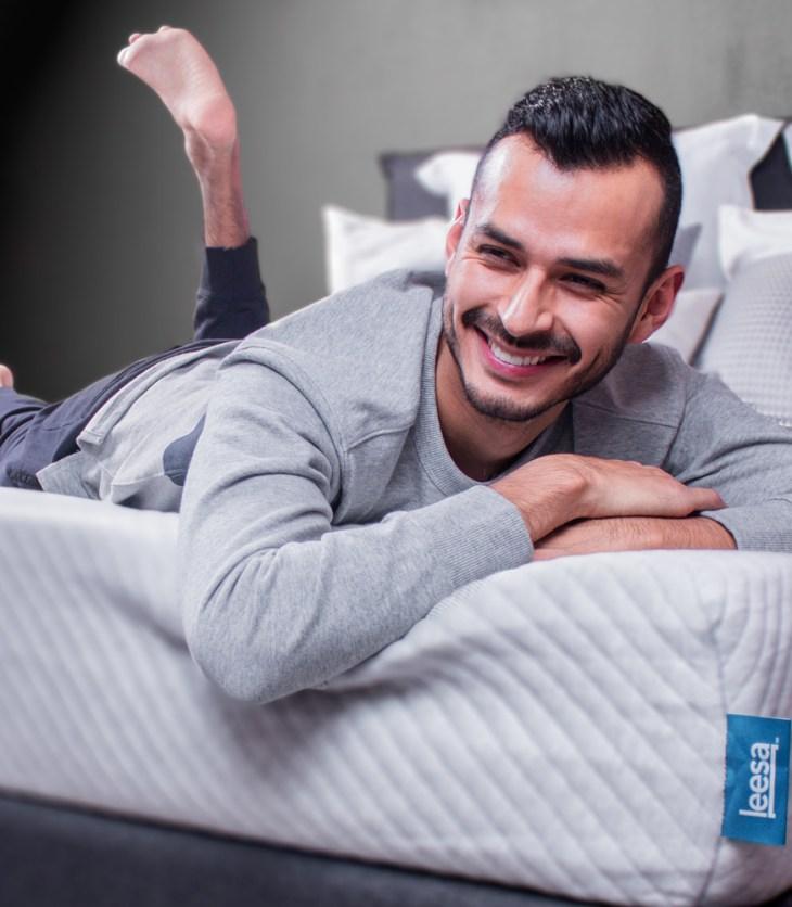 Getting a good night's sleep with Leesa mattress