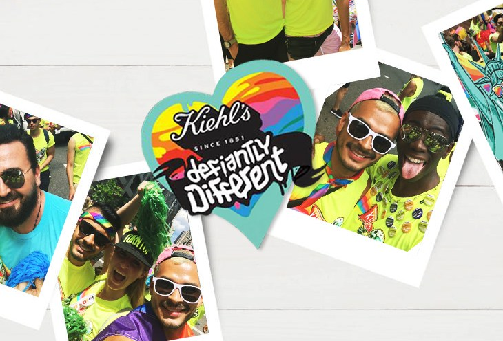Kiehl's takes over NYC Pride with fierce and fabulous party