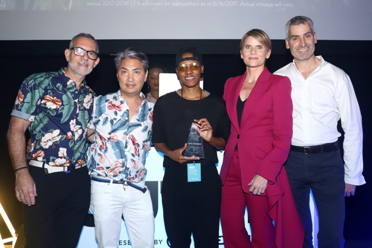 An Inside Look At the 2018 OUT Fashion Vanguard Awards Presented By Lexus