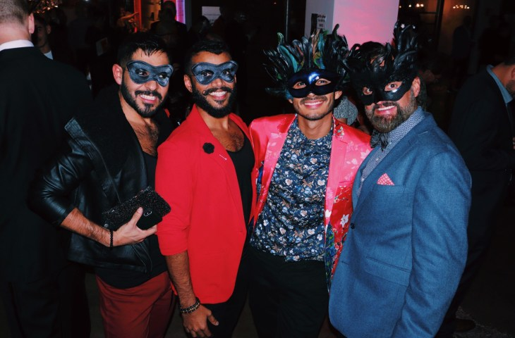 Dallas Red Foundation turned 10th and celebrated with a Masquerade Ball