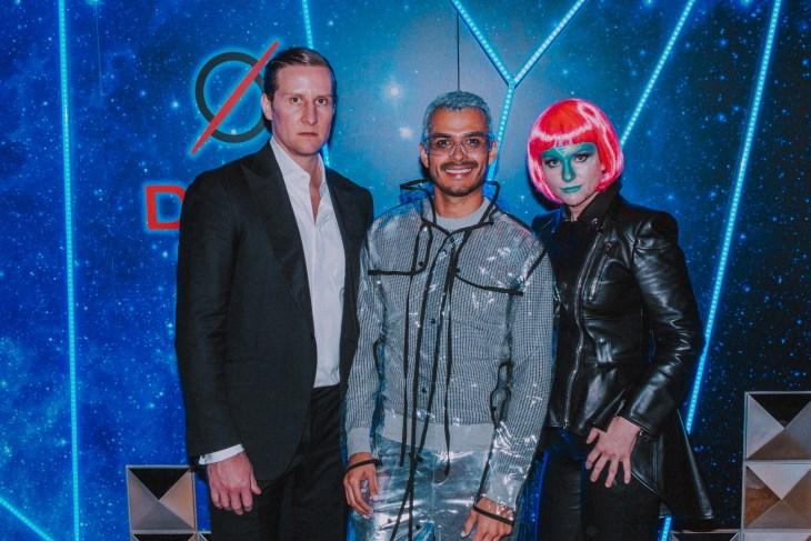 DIFFA/Dallas futuristic gala was out of this world