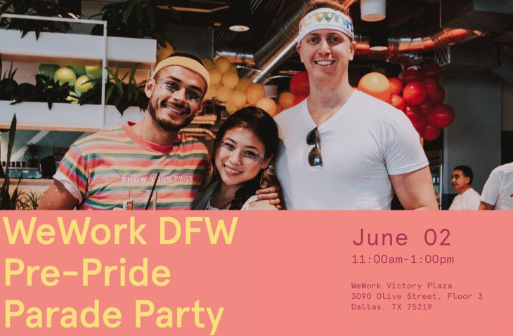 Your 2019 Dallas Pride guide