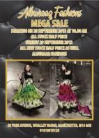 alburaaqfashion - A5 SS 130gsm Silk FC Leaflets x1000