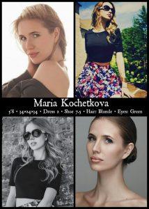Maria Kochetkova