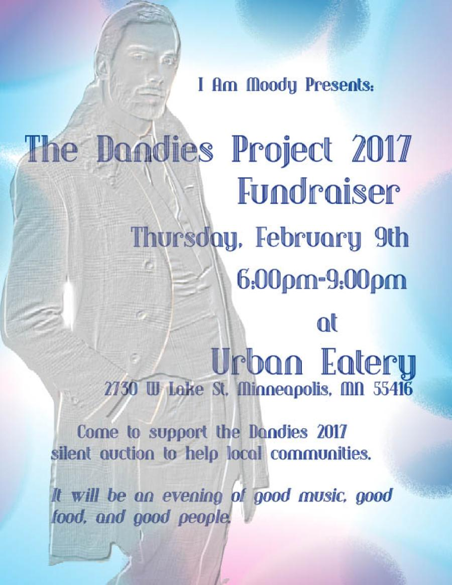 Dandies Project Fundraiser 2017