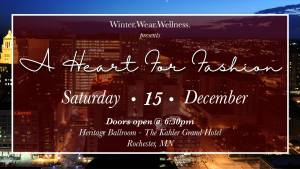 Winter.Wear.Wellness. - A Heart for Fashion