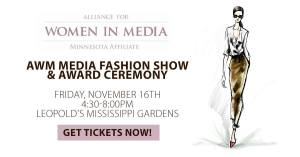 AWM-MN Media Fashion Show & Award Ceremony