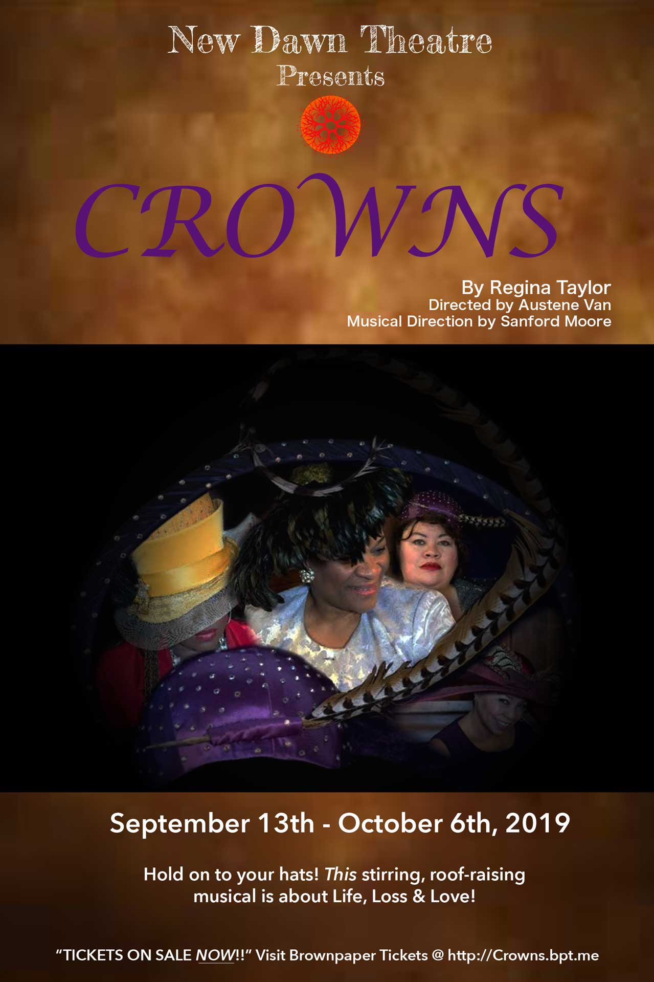 crowns by regina taylor