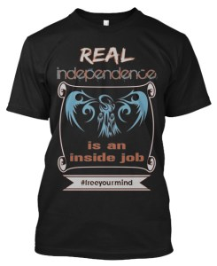 Independence Day Freedom Tee Image
