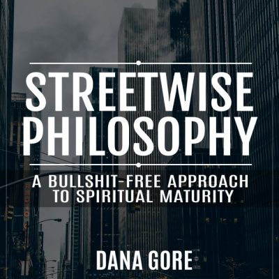 Streetwise Philosophy (My New Book)