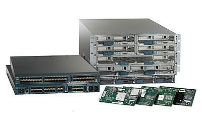 Cisco UCS B-Series Blade Servers