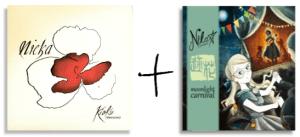 Kioku Memories And Moonlight Carnival Cover Bundle