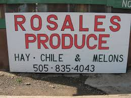 rosales produce