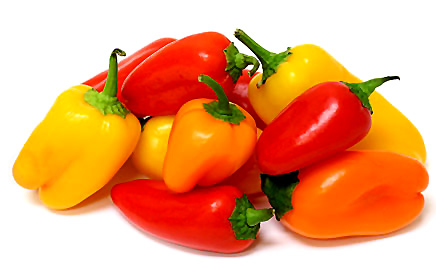 sweet-mini-bell-peppers - johnstone fitness