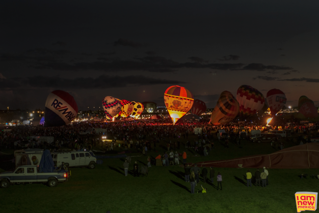 2015 Albuquerque International Balloon Fiesta (1)