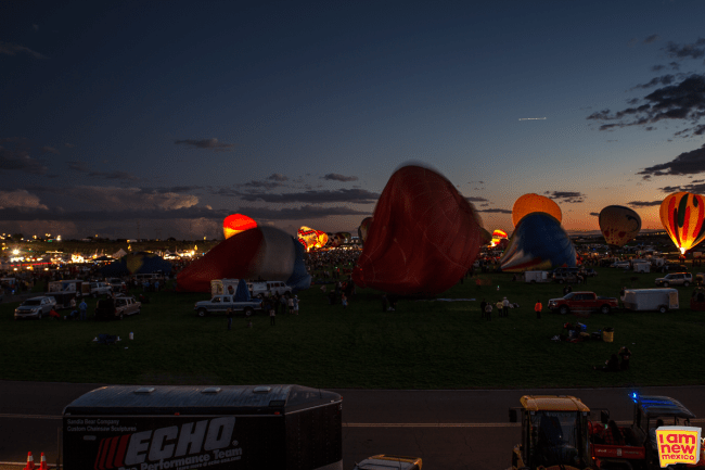 2015 Albuquerque International Balloon Fiesta (9)