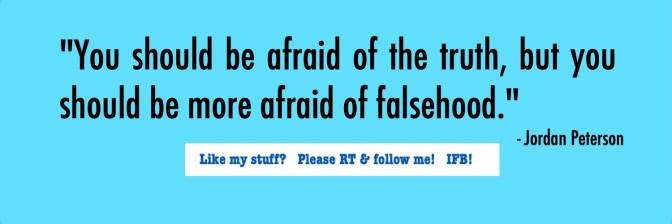 Header - Be Afraid of Truth