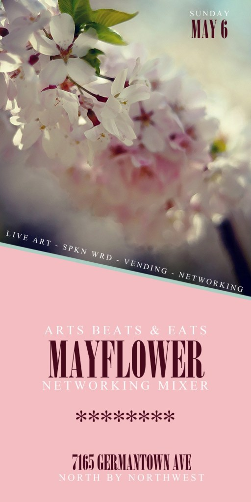 May 6th, 2012 Arts Beats and Eats Flyer