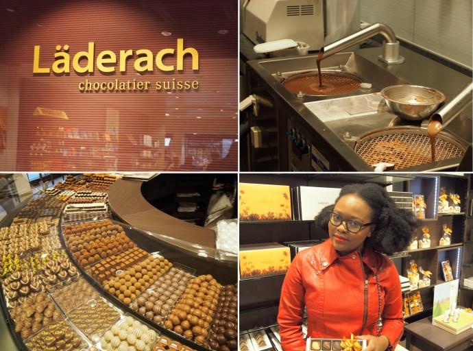 Laderach Zurich