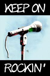 Keep on rockin' - auteur : iamo'i's