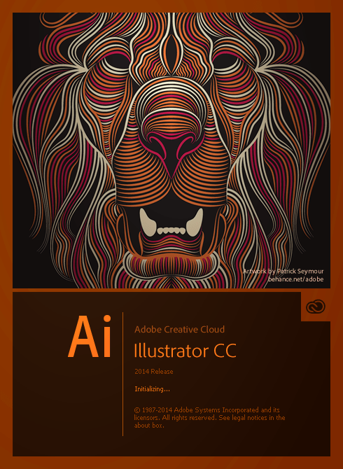 Adobe Illustrator, Creative Cloud 2014