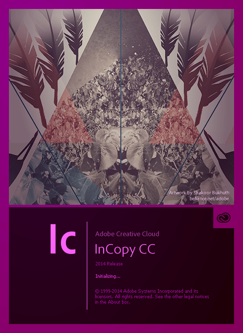 InCopy, Creative Cloud 2014